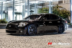 "WEDS Kranze Verae VIP Black Series on Infiniti M37 • <a style=""font-size:0.8em;"" href=""http://www.flickr.com/photos/64399356@N08/9841938315/"" target=""_blank"">View on Flickr</a>"