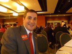 Joe Kaufman at Lincoln Day Gala Miami-Dade
