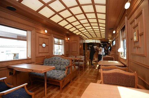 Japan's new luxury sleeper train The Kyushu Seven Stars 1