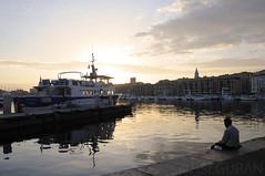Vieux-Port (fredomarseille) Tags: ocean mer france soleil boat marseille ile ombre provence bateau quai navigation couleur vieuxport lumiére bouchesdurhone navette