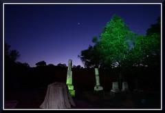LightPainting_8971 (bjarne.winkler) Tags: light moon cemetery painting stars cloverdale