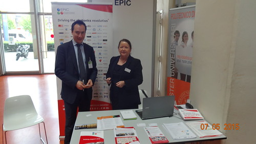 EPIC High Power Diode Lasers May 2015 (Fotonica Exhibition)