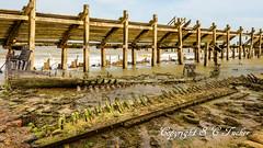 Ship Graveyard.jpg (stephentucker558) Tags: ship decay wreck boat sea seashore ocean breakwater pier groyne waves debris lowestoft