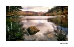 Loch Trool (Douglas Hamilton ( days well spent )) Tags: water forest landscape scotland hamilton glen loch douglas galloway trool
