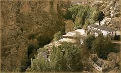 Alhama -  ( ) - Viejas edificaciones junto al barranco (jose luis naussa ( + 2 millones . )) Tags: alhama romances saariysqualitypicturesgallery  viejasedificaciones