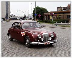 Daimler 2.5 V8 (Ruud Onos) Tags: classic tour 25 antwerp v8 daimler daimler25v8 touramical antwerpclassictour touramicalportolisboamarbella adw523