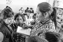 Profesora (Martin García) Tags: guatemala mayas indigenas educación bilingue