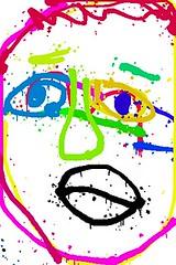 2015.04.19 Sad (Julia L. Kay) Tags: sanfrancisco portrait woman art face mobile female digital sketch san francisco artist arte julia kunst kay daily dessin jackson peinture drip portraiture 365 pollock everyday dibujo splatter artista mda jacksonpollock artiste jacksonpollack iphone knstler iart isketch mobileart idraw iphoneart juliakay julialkay jacksonpollackapp jacksonpollockapp iamda mobiledigitalart jacksonpollackapponly jacksonpollockapponly