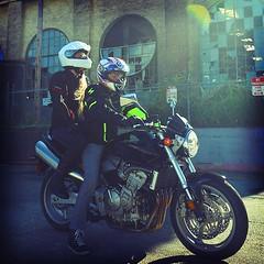 Geared up and ready to go! (SF Moto) Tags: sf sanfrancisco honda motorcycles moto bayarea motorcycle bikers motorcyclists motorcyclegear atgatt fieldsheer sfmoto bikerlove scorpionhelmets hornet599 stylmartin motorcycleshopinsanfrancisco sfmotosanfrancisco motorcyclestoreinsanfrancisco scorpionhelmetsinsanfrancisco helmetstoreinsanfrancisco motorcycleapparelsanfrancisco bayareamotorcycle