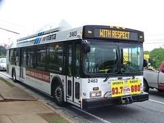2007 NFI C40LF MARTA Bus#2463 On The 75-Tucker (Metro Atlanta Transit Productions) Tags: new bus train ga la flyer natural state metro five gas short points orion northamerica marta vii cng winnpeg 1427 c40 nfi d40 1480s 1400s d40lf lowfloor 1401 1481 c40lf martatrain 07501 martabus xcelsior xn40 martanewbus xn35 marta1500s marta1400smartaxcesiorbus