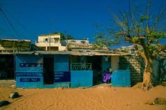 FQ9A6247 (gaujourfrancoise) Tags: africa portraits shops colored senegal coloré afrique boutiques traders nianing tradespeople commercants gaujour naïvepaintingspeinturesnaïves dibiteries
