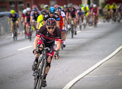 Roswell Criterium (Mark Chandler Photography) Tags: color colour sports bicycle sport race speed canon ga georgia photography cycling photo action stock roswell 7d athlete panning criterium 2015 markchandler