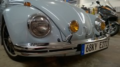 Our 1968 VW Beetle