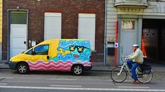 Scarpulla / Begijnhoflaan - mei 2015 (Ferdinand 'Ferre' Feys) Tags: gent gand belgium belgique belgië streetart artdelarue graffitiart graffiti graff urbanart ghent scarpulla urbanarte arteurbano ferdinandfeys