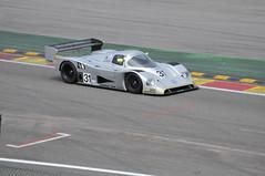 Mercedes C11 (Crown exclusive) Tags: classic race vintage mercedes track c historic classics spa motorsport francorchamps croup c11 2015