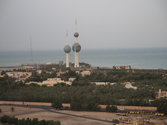 Kuwait Towers.