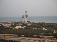 Kuwait Towers.