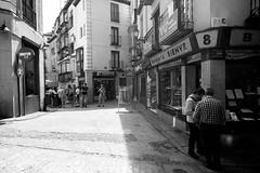 Plaza de Solarejo (mause_1960) Tags: street blancoynegro photo spain y negro toledo plazas castillalamancha toledoblanco