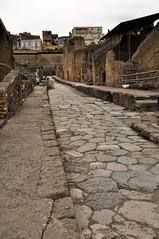 Cardo V-Ercolano (Martina Santucci) Tags: italy archaeology italia campania napoli naples vesuvio ercolano excavation archeologia scavi