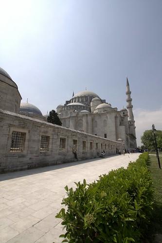 Sulymanya Mosque,  Istanbul