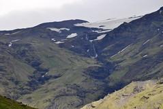 Islandia. Lengua del glaciar Eyjafjallajkull (santi abella) Tags: islandia eyjafjallajkull