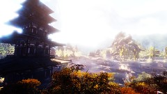 Old Beauty (Mr.Cheeks) Tags: shadow warrior 2 lo wang demon realm collision temple tower landscape