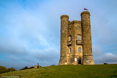 Broadway Tower [Explore] (Eiona R.) Tags: wfc broadwaytower thecotswolds explore