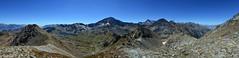 Vista su montagne, laghi ed altopiani (supersky77) Tags: avic montavic parconaturaledelmontavic parcnatureldumontavic aosta valledaosta alpi alps alpes alpen aoste lake lac lago mont glacier panorama