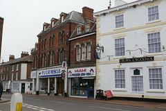 Long Sutton, Crown & Woolpack (Clanger's England) Tags: england lincolnshire longsutton wwwenglishtownsnet pub hotel