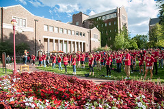 events_20160923_ethics_boot_camp-240 (Daniels at University of Denver) Tags: 2016 bootcamp candidphotos daniels danielscollegeofbusiness dcb ethics ethicsbootcamp eventphotos eventsphotography fall2016 lawn oncampus outside students undergraduatestudents westlawn