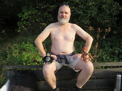 IMG_0986 (griffpops_deptford) Tags: cobham shirtlessmen menwithbeards kentchurches