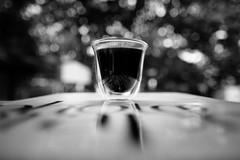 Coffee table book | 296/366 (emrold) Tags: 22oct16 366the2016edition 3662016 day296366 agfascala200 bw vsco vscofilm04 bokeh book coffee coffeetablebook table lensblr 2016ericdelorme|emrold xf16mmf14rwr photographersontumblr fujifilmxt1