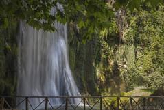Waterfall (Carhove) Tags: zaragoza parquenaturalmonasteriodepiedra nature naturaleza water agua larga exposicion longeexposure waterfall cascada
