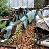 DSC_0040 v2 (collations) Tags: ontario mcleansautowreckers autowreckers wreckers automobiles autos abandoned rockwood derelict junkyards autograveyards carcemeteries