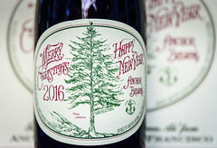 Anchor Brewing - 2016 Merry Christmas Happy New Year Ale San Francisco CA (mbell1975) Tags: centreville virginia unitedstates us anchor brewing merry christmas 2016 happy new year san francisco ca beer bier pivo l cerveza birra cerveja piwo bira bire biere american