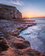 Seacombe sunrise (289RAW) Tags: 289raw jurassic dorset purbecks quarry seacombe sunrise