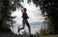 Hallwilerseelauf: Halbmarathon mit Seeanstoss...