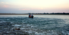 (Sajeeb75) Tags: outdoor travel water river people landscape sky red black bangladesh