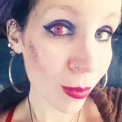Halloween party makeup. #selfie (Jenn ) Tags: ifttt instagram