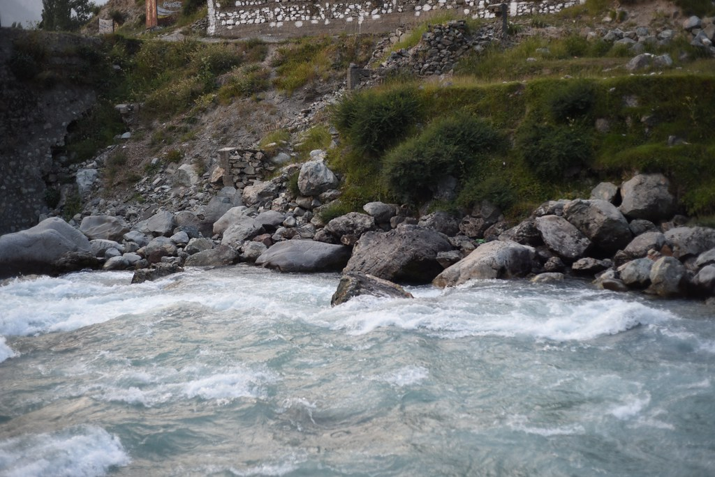 Ushu River around Ushu Valley (Batool Nasir) Tags: khyber pakhtunkhwa pakistan ushuvalley ushu