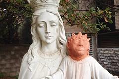 DESRESPEITO - Aps ser derrubada estatua de jesus  reconstruda com o rosto de satans (pensabrasil) Tags: desrespeito desrespeitoapsserderrubadaestatuadejesusreconstrudacomorostodesatans noticias pensabrasil pensabrasilcom satans