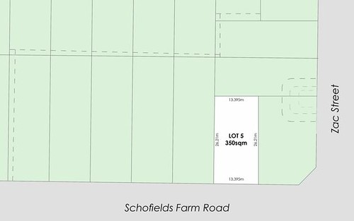 Lot 5, 42 Schofield Farm Road, Schofields NSW 2762
