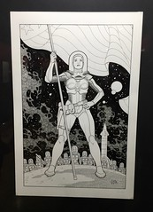 Frank Cho (f_dyd) Tags: luccacomicsgames2016 lucca frankcho palazzoducale libertymeadows