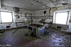 Fine Kitchen (Luca Bobbiesi) Tags: decay abandoned nato exbasenato war military coldwar kitchen montegrappa veneto canoneos7d canonefs1022mmf3545usm