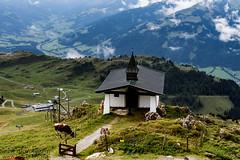 Mountain Chapel (nolte.photo) Tags: chapel mountain kitzbühel horn austria