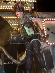 Trash City by Masqueraders Carnival Club. (David James Clelford Photography) Tags: trashcity masqueraderscarnivalclub northpetherton northpethertonguyfawkescarnival2016 carnival beauty prettywoman attractivelady fitgirl garter tights tightshorts