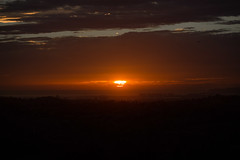 Sunset over San Diego (El Cajon) Tags: sunset coronado