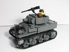 M8 HMC (Sgt._Johnson) Tags: american light tank