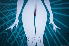 curious anatomy (jrockar) Tags: streetphotography irkutsk russia travel trip journey instant snap shot graphic woman anatomy curious canon 5d mk mark iii 3 l 1740 jrockar janrockar idiot burn vagina