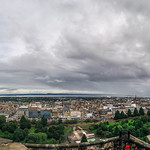 Panorama from Edinburgh Castle thumbnail